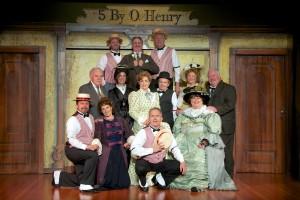 5 by O. Henry Cast