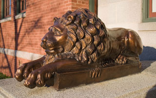 Greensboro Historical Museum Lion Heart Society