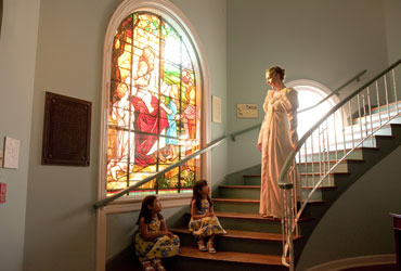 Experience living history at the Greensboro Historical Museum