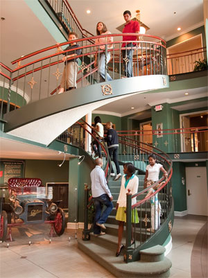 Schedule Your Group's Visit at the Greensboro Historical Museum