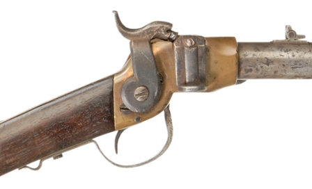 Tarpley rifle