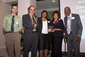Recipients of the 2012 Voices of a City Award