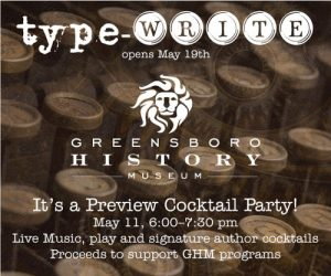 type-WRITE party