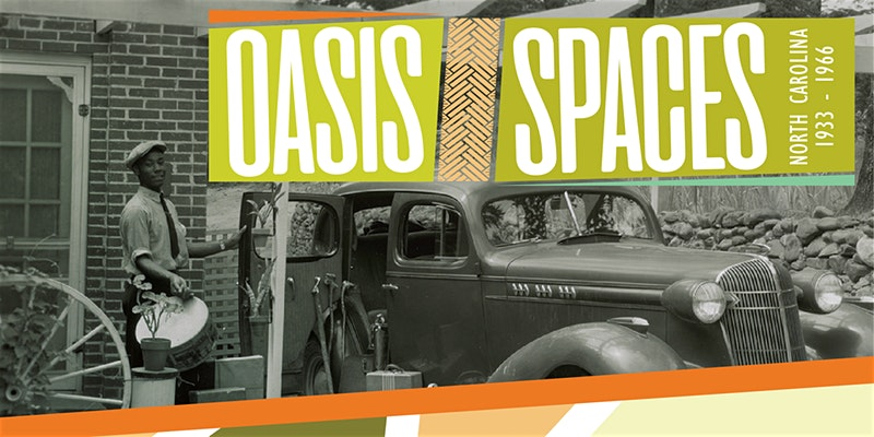 Green Book Program Oasis Spaces NC