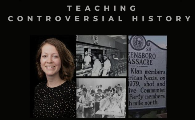 Teaching Controversial History Webinar