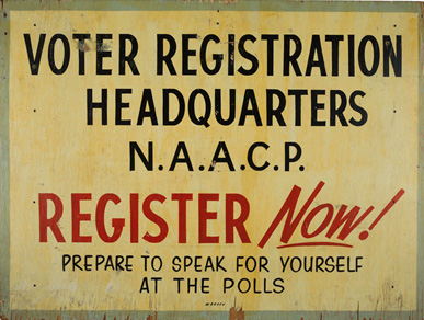 Voter Registration Warrenton NC National Museum of American History