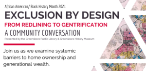 Exclusion by Design Flyer