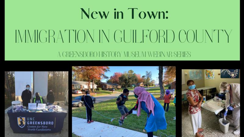 Greensboro immigrants